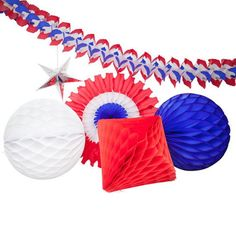4th of July Party Decor in a Box