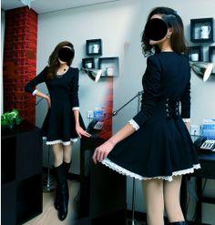 Vestido para chicas, de 7.42 euros http://item.taobao.com/item.htm?spm=a230r.1.14.71.e77H80&id=35602437947&_u=akiv66tbf72 si queria comprar, pegar el link en www.newbuybay.com para hacer pedidos.