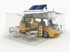 Concept VW Camper Van