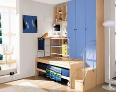 bedroom awesome teenage room design ideas: awesome teenage boy