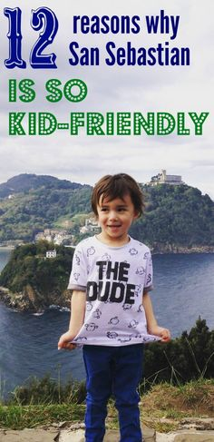 12 Reasons Why San Sebastian is Child Friendly   Travel   Family Travel   Travelling with Kids   Travel with Kids   Family Travel Inspiration   Family Trips To Spain   Spain   San Sebastian   Things To Do in San Sebastian
