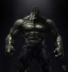 The Incedible hulk