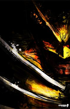 Awesome picture of Wolverine