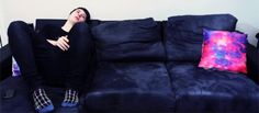 typical day in the life of Dan Howell