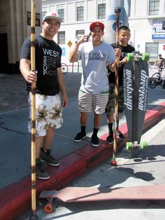 10 Things We Learned From Sunday's CicLAvia: LAist, a great post from the WestSSUP team