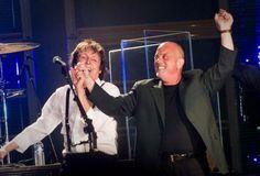 Sir Paul and Billy Joel <3