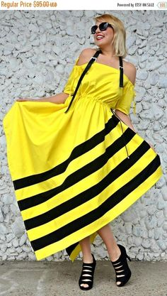 ON SALE Lemon Yellow Dress Cotton Lemon Yellow Dress with https://www.etsy.com/listing/507223458/on-sale-lemon-yellow-dress-cotton-lemon?utm_campaign=crowdfire&utm_content=crowdfire&utm_medium=social&utm_source=pinterest
