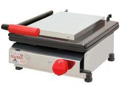 Grill New Queen Style Inox c/ Placa Lavável - Capacidade p/ 4 Pães Progás PR 350GN