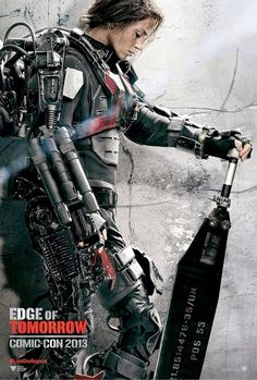 #EdgeOfTomorrow