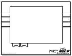 Inking Aloud: Sweet Sunday Sketch Challenge 245-Thanks a Million