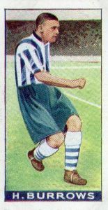Horace Burrows was a professional footballer who played for Sheffield Wednesday between 1931-39