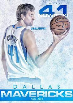 #41 Dirk Nowitzki PF - Dallas Mavericks