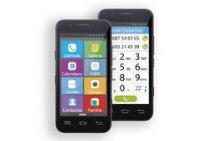 Wolder mismart Xenior un smartphone para adultos mayores