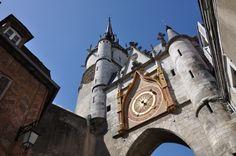 Tour de l'Horloge #SecretsAuxerre
