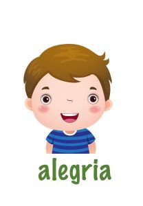 fichas das emocoes para imprimir - alegria Emotions Preschool, Emotions Activities, Emotions Cards, Feelings And Emotions, Therapist Office Decor, Emotion Faces, Baby Sensory Play, School Clipart, Yoga For Kids