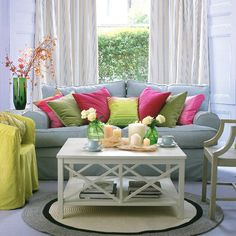 Living room - colors