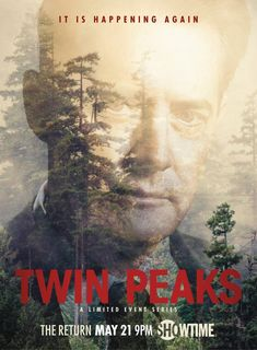 To celebrate Twin Peaks day, Showtime has dropped its key art for the return of the David Lynch cult series. Twin Peaks 2017, New Twin Peaks, Twin Peaks Season 3, Twin Peaks Tv Show, Twin Peaks Showtime, Twin Peaks Poster, Superstar Sneakers, David Lynch Twin Peaks, Roman