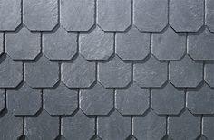 Łupkowy dach – krycie oktagonalne