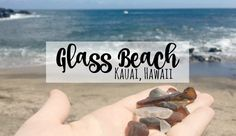 Follow these easy Kauai Glass Beach driving directions for a fun family friendly excursion with a day of exploration on a historical landmark.