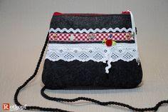 Trachtentaschen - Dirndltasche Trachtentasche - ein Designerstück von Rotkopf-design bei DaWanda