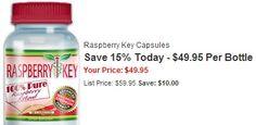 100% Pure Raspberry Ketone Extract Website: http://www.raspberrykey.com Customer Support: 888-434-9909