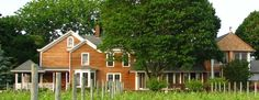 Shinn Estate Farmhouse Inn, North Fork, Long Island, NY Wine Country