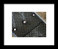 Tranquility Framed Print featuring the photograph Solidarity by Janis Kirstein
