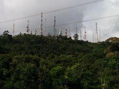 Mogi das Cruzes - Pico do Urubu lado oposto