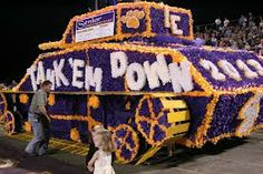 homecoming float ideas - Tank