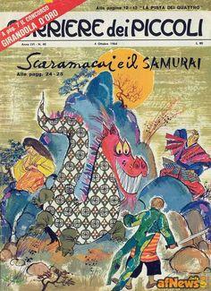Scaramacai e il Samurai - http://www.afnews.info/wordpress/2015/06/07/scaramacai-e-il-samurai/