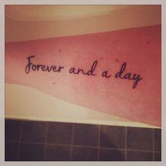 My Bon Jovi - Always tattoo