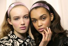 This Fall it's all about hair accessories: Headbands, ribbons... you name it! http://glmr.me/1MT0qAS