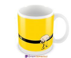 Caneca Personalizada Stewie Kill Bill Ideal para presentear colaboradores, amigos ou pessoas especiais. Canecas personalizadas Premium, com ...