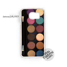 Pastel Makeup set 1 Phone Case For Apple, iphone 4, 4S, 5, 5S, 5C, 6, 6 +, iPod, 4 / 5, iPad 3 / 4 / 5, Samsung, Galaxy, S3, S4, S5, S6, Note, HTC, HTC One, HTC One X, BlackBerry, Z10
