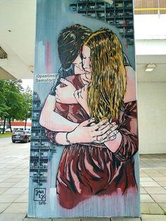 Helsinki Street Art: Guide to Pasila Street Art District   Ticket to Adventures