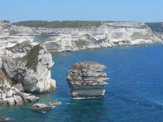 Bonifacio, Corsica - null
