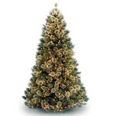 7 5  Wispy Willow Medium Artificial Christmas Tree