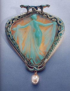 Rene Lalique - so many gorgeous pieces on this link
