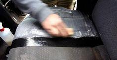 Comment éliminer les taches d'huile, d'essence, de nourriture et les vomissures