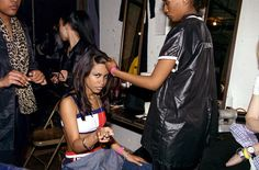Aaliyah — Aaliyah   Hot 97′s Fashion Show