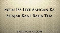Sad Urdu Ghazals