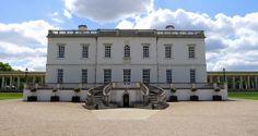Queen's House as Greenwich, Inigo Jones