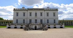 Queen's House as Greenwich, Inigo Jones