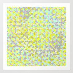 Summer Art Print by Ornaart - $20.00