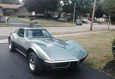 1972 Chevrolet Corvette for sale 100791809