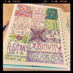 Positivity -- My #OLW!