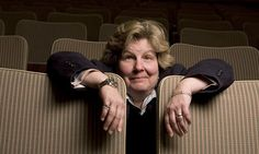 This much I know: Sandi Toksvig My favourite funny funny lady Even more so because she told me she likes patchwork