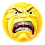 Illustration about Smile emoticon having cold and flu isolated. Illustration of cute, icon, doughnut - 60765504 Free Smiley Faces, Animated Smiley Faces, Emoticon Faces, Animated Emoticons, Angry Meme, Angry Emoji, Smiley Emoji, Angry Smiley, Emoji Pictures