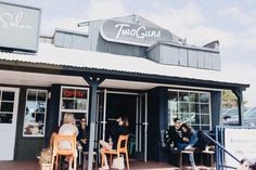 Two Guns Espresso - Manhattan Beach, CA — The Coffee Nomad