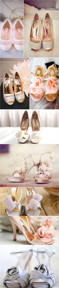 Praise Wedding » Wedding Inspiration and Planning » 66 Beautiful Bridal Shoes